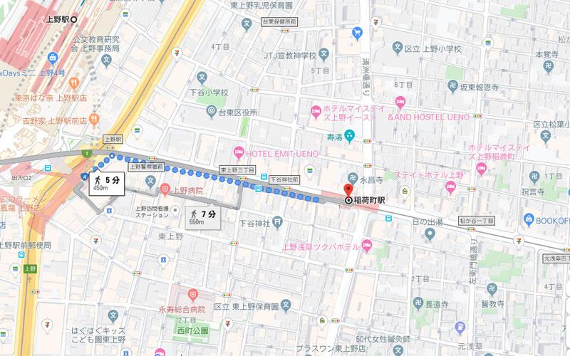 上野メンズエステ|Uroomのセラピスト|inari_access